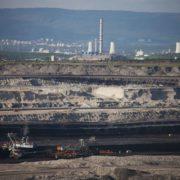 Hnědé uhlí u Mostu